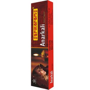 Srikaram Anarkali Premium Incense Sticks