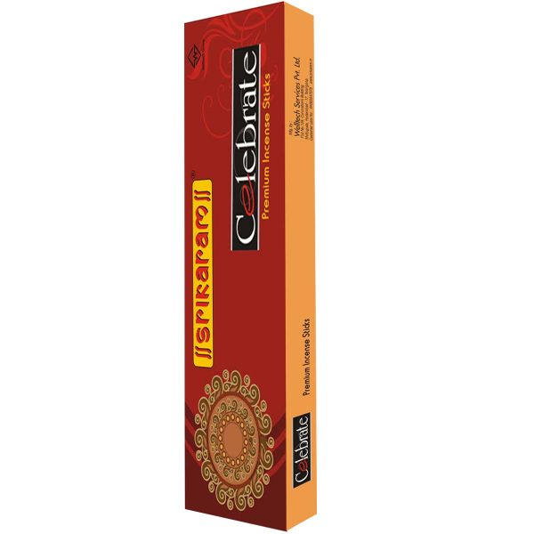 Srikaram Celebrate Premium Incense Sticks